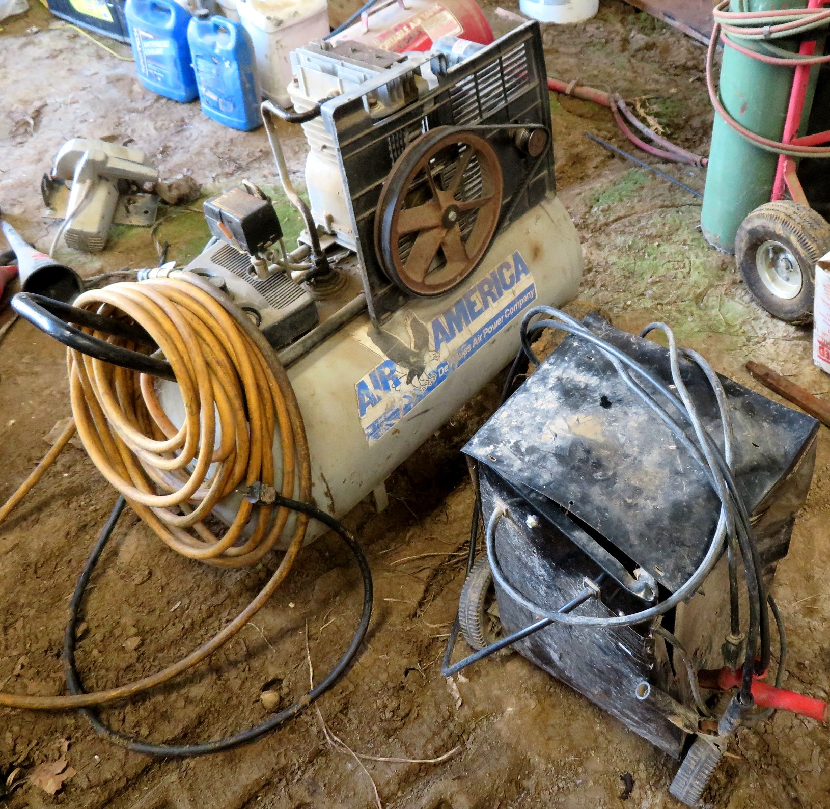 Date Change Donald Petzoldt Estate Machinery Auction Brock 1976 Ford Dual Tank Wiring Fuel Tanks