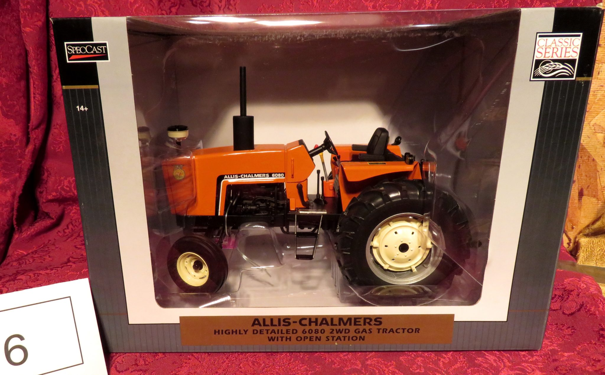 Large Toy Tractors & Misc  Collectibles Auction – Brock Auction